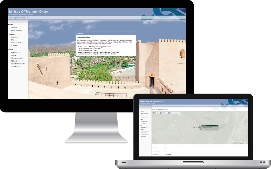 Ministry of Tourism, Oman (MOT) Case Study